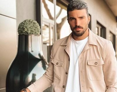 Mariano Di Vaio - Most beautiful men in the world