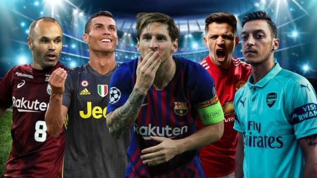 Top 10 Highest Paid Footballer In The World 2020