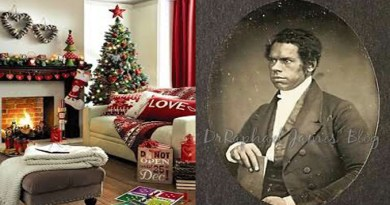 History Of The First Christmas Celebration In Nigeria December 25,1842