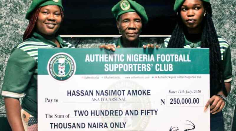 Hassan Amoke Football Supporters Club