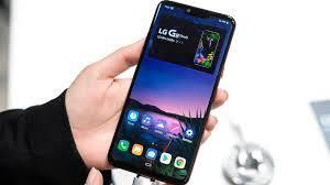 LG mobile phone electronics