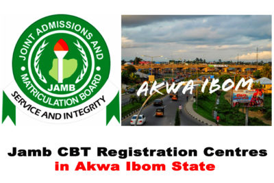 JAMB Accredited/Approved CBT & Registration Centres in Akwa Ibom State 2021