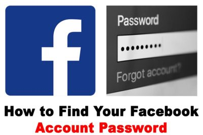 How to Find Your Lost Facebook Account Password | CHECK NOW