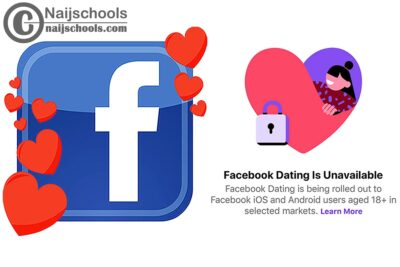 Reasons Why Facebook Dating is Unavailable in Your App Account | CHECK NOW