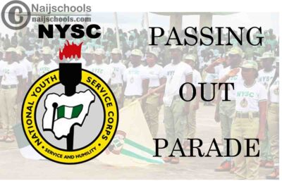 National Youth Service corps (NYSC) Announces 2019 Batch 'C' Stream II Passing-Out Parade Date | CHECK NOW