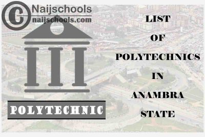 Full List of Accredited Federal & State Polytechnics in Anambra State Nigeria