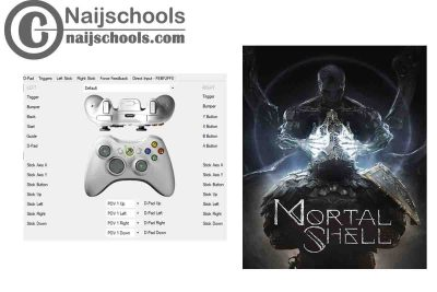 Mortal Shell X360ce Settings for Any PC Gamepad Controller | TESTED & WORKING