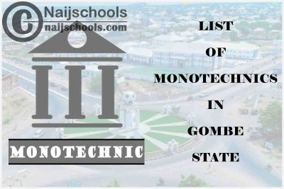 Full List of Accredited Monotechnics in Gombe State Nigeria