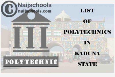 Full List of Accredited Polytechnics in Kaduna State Nigeria
