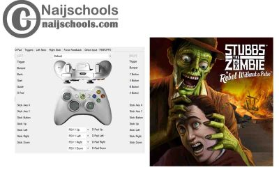 Stubbs the Zombie in Rebel Without a Pulse X360ce Settings for Any PC Gamepad Controller | TESTED & WORKING