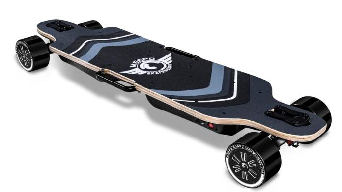Product still of the Meepo AWD Pro
