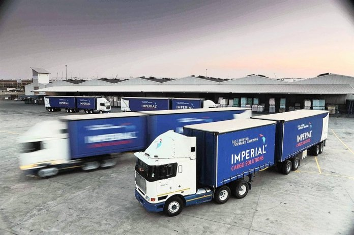 Imperial logistics is exiting its international operations