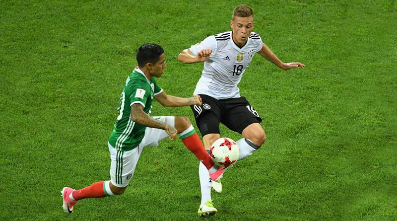 Германия выходит в финал Кубка конфедераций 2017