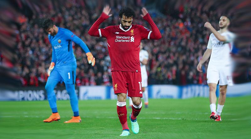Мохамед Салах не празднует голы в ворота бывшей команды