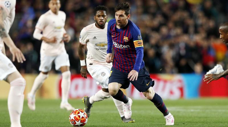 Барселона — Манчестер Юнайтед 3:0. Обзор матча 1/4 финала Лиги чемпионов