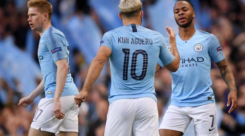 Обзор матча 1/4 финала Лиги чемпионов Манчестер Сити - Тоттенхэм