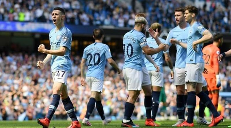 Манчестер Сити — Тоттенхэм 1:0. Обзор матча 35 тура АПЛ