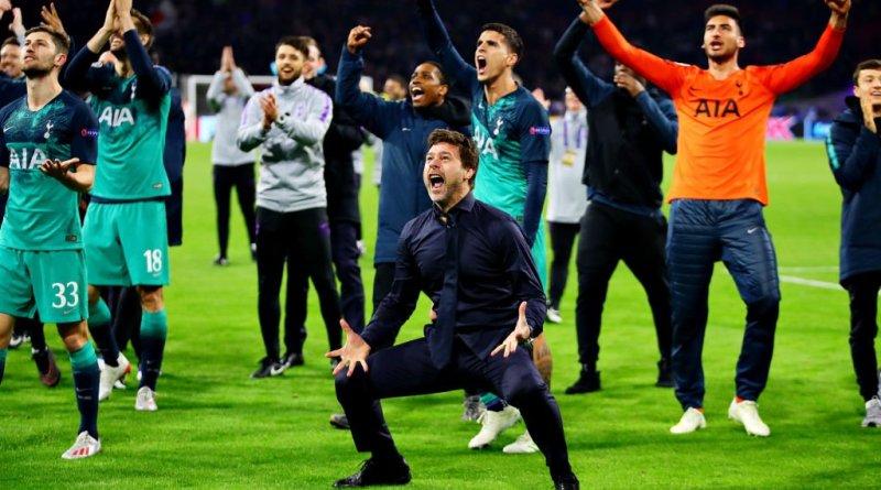 Хет-трик Лукаса Моуры выводит Тоттенхэм в финал Лиги чемпионов