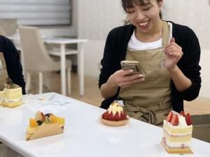研修所   ケーキ   高品質で安いネイルサロンABCネイル 研修所