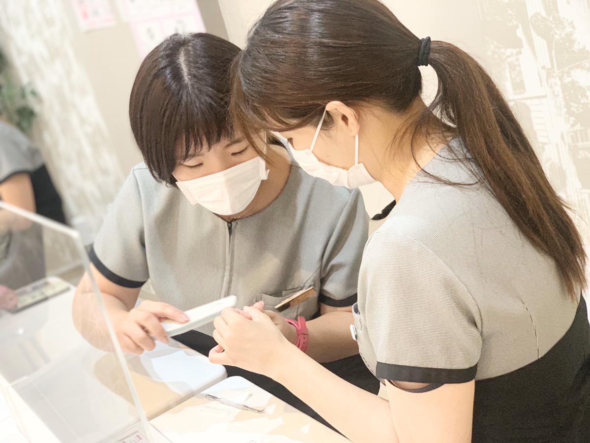ネイリスト求人   ネイリストの求人情報公式サイト   ABCネイル 銀座・新宿・池袋