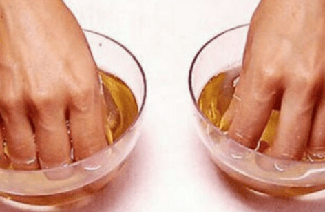 Herbs Broth For Nail Nutrition