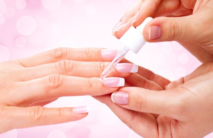 Nail Strengthening Massage With Vitamins A and E