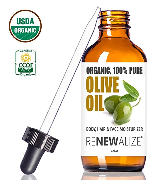 USDA CERTIFIED ORGANIC Best Quality Pure Unrefined Extra Virgin Oil For Nail Care Moisturizer