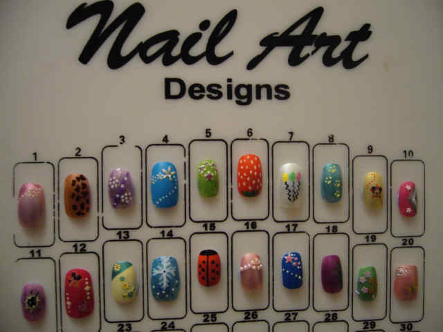 All About Nail Polish And Easy Art Designs Plus Six Trendy Techniques Hubpages