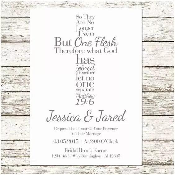 Wedding Bible Readings 3