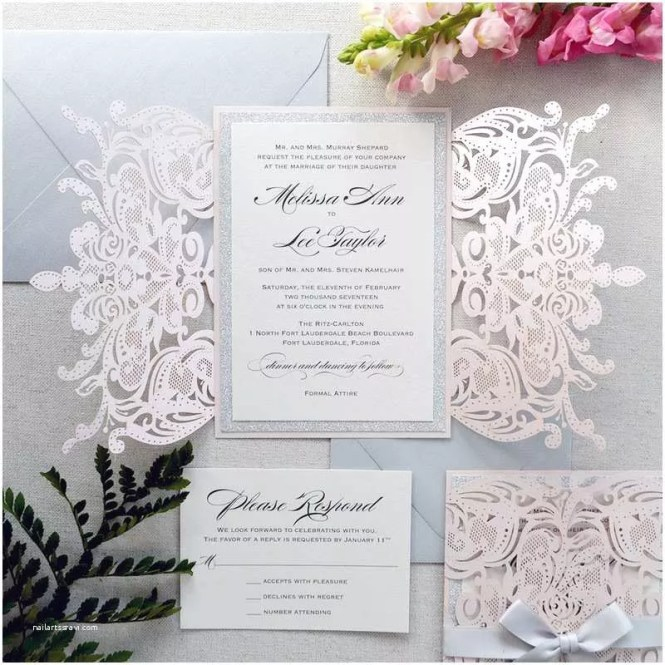Paper Source Wedding Invitations Reviews Lace