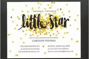 Vistaprint Wedding Shower Invitations Vista Print Baby