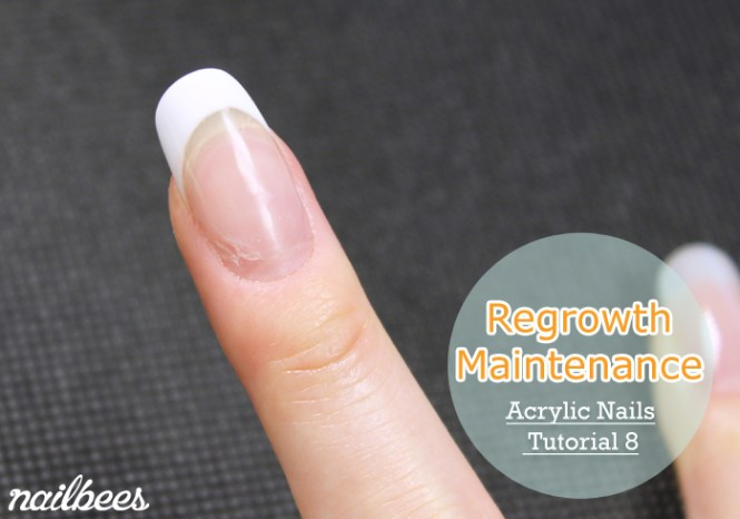 How To Remove Acrylic Nails Tutorial