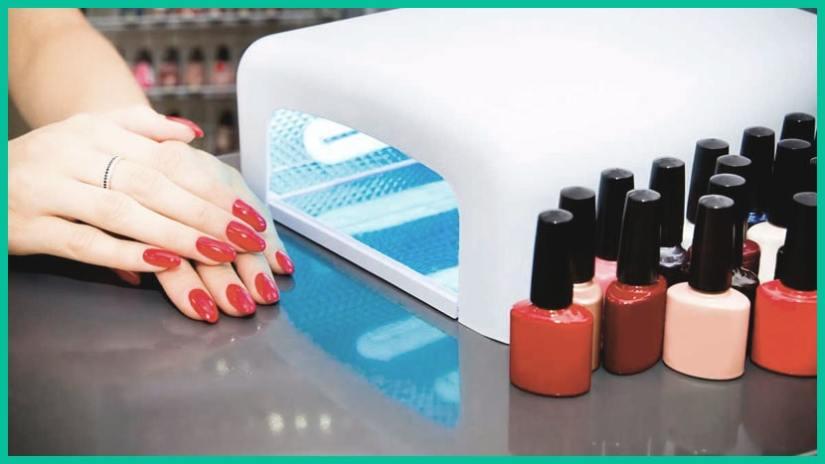 use nail polish