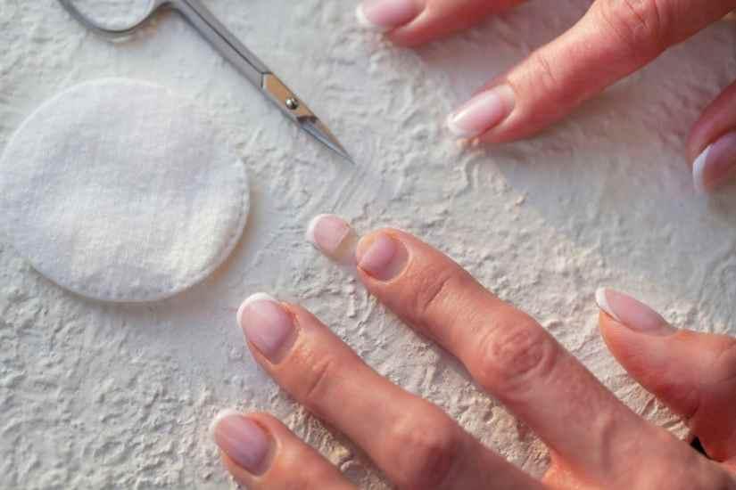 repair nail