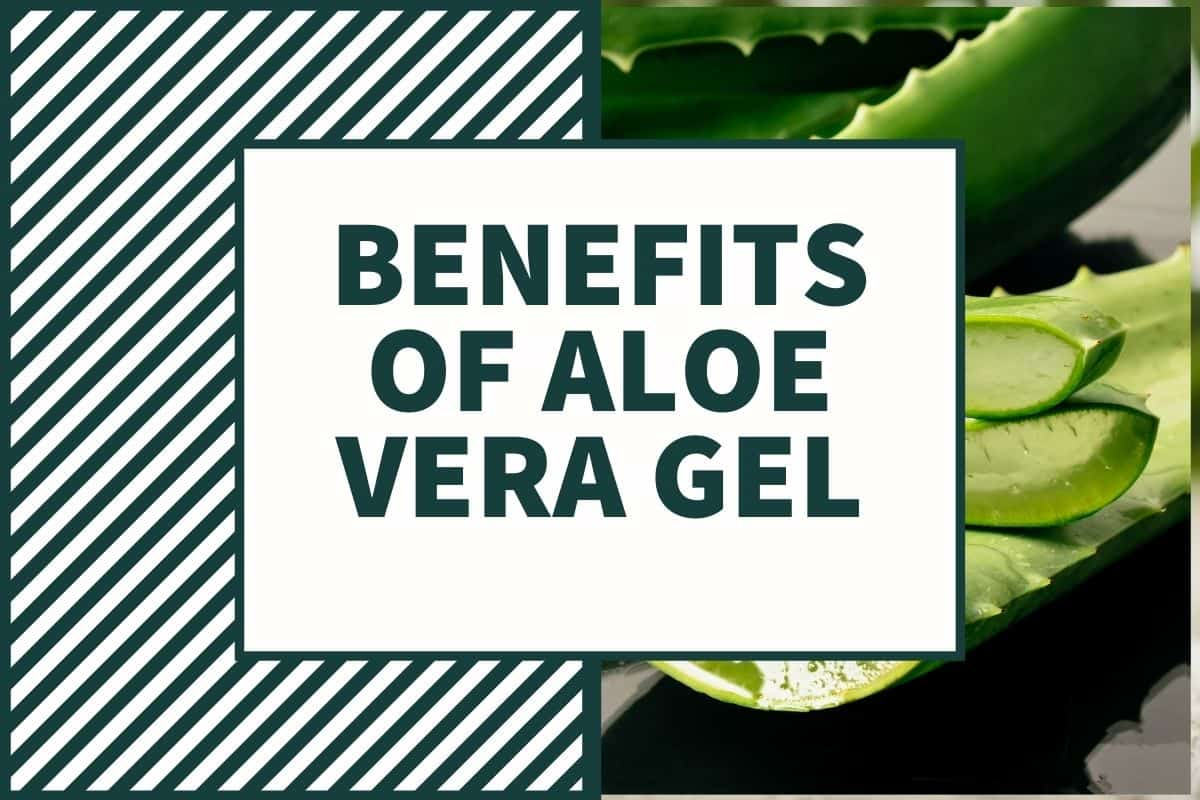 Benefits Of Aloe Vera Gel