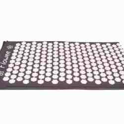 Flowee spijkermat grijs-wit (groot) (100)