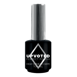 NailPerfect Soak Off High Shine No Wipe Top Gel UPVOTED