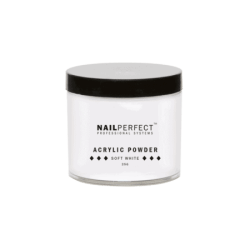 NailPerfect Acryl Poeder Soft White 25gr.(1299851010)