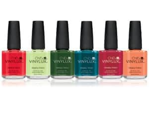 Vinylux Rhythm & Heat Collection