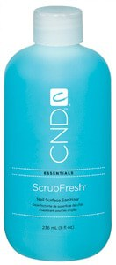 SCRUBFRESH  Nail Surface Cleanser 222 mL 7.5 fl oz