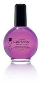 SUPER SHINEY  Top Coat 68 mL  2.3 fl oz