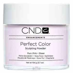Pure Pink Sheer powder