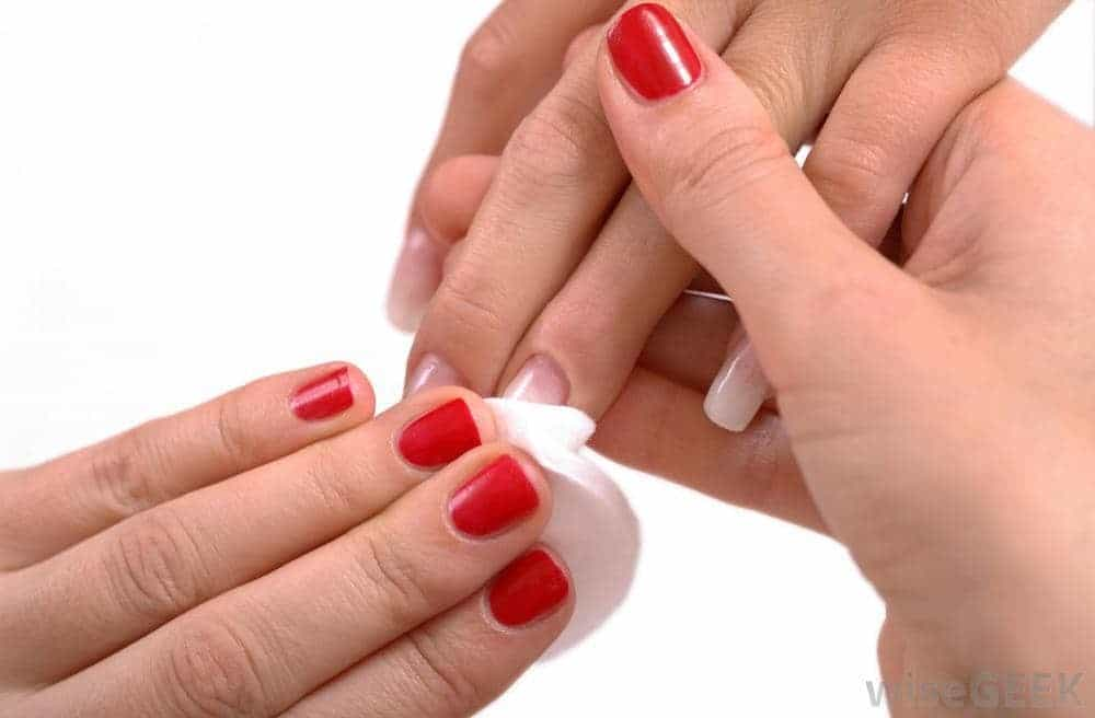 You Need To Start Off With A Clean And Firm Base Remove Any Old Nail Polish Ve Had On The Acetone File Acrylic Nails