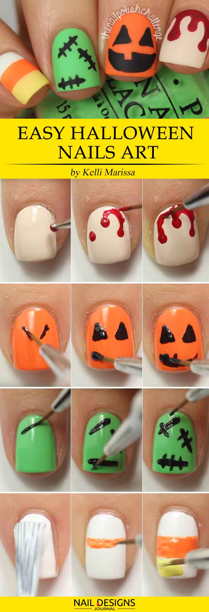 Easy Nails Art