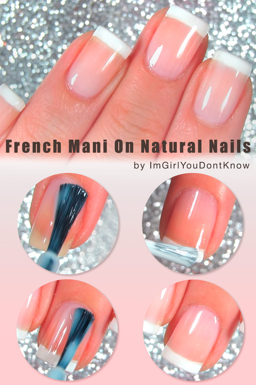 Fancy French Manicure Designs Naildesignsjournal Com