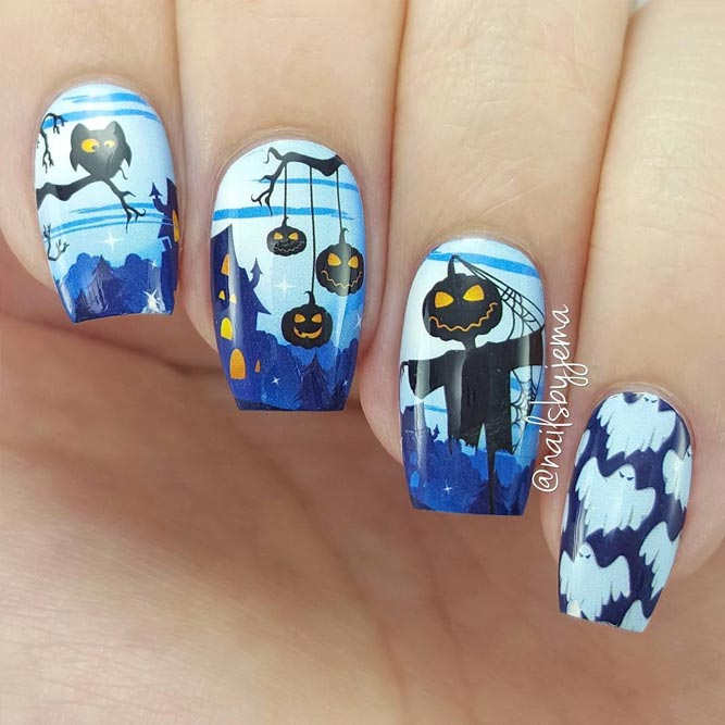 Creative Nails Ideas Picture 1