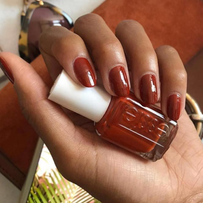 Nail Polish Colours For Darker Skin Tones - Best Skin In The Word 2018