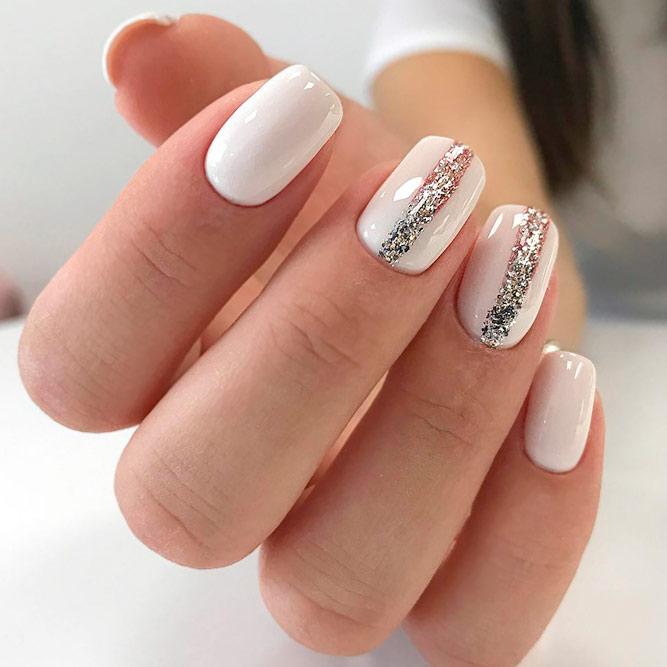 Milky White Pastel Colors