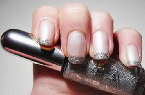 Sharp Prom Nail Design