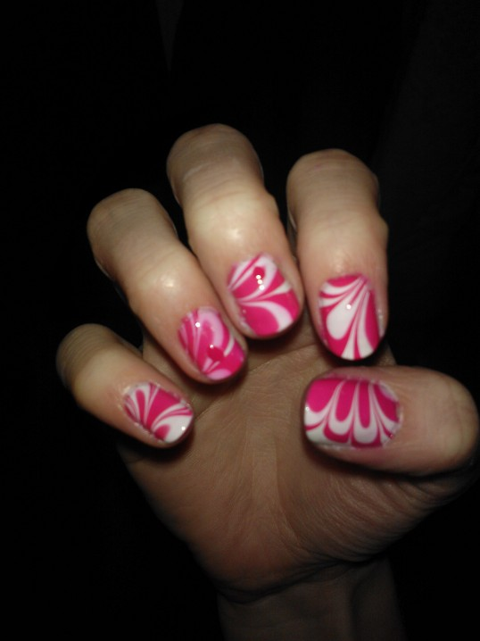 Water Marble 2nd try (2/2)
